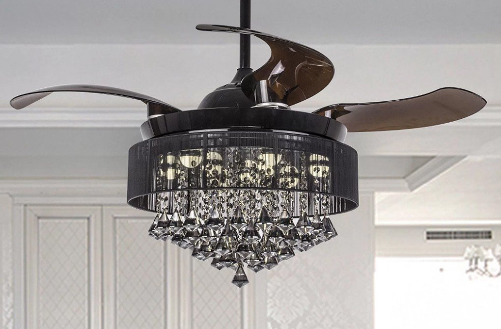 Hampton Bay LED Light Ceiling Exhaust Fan